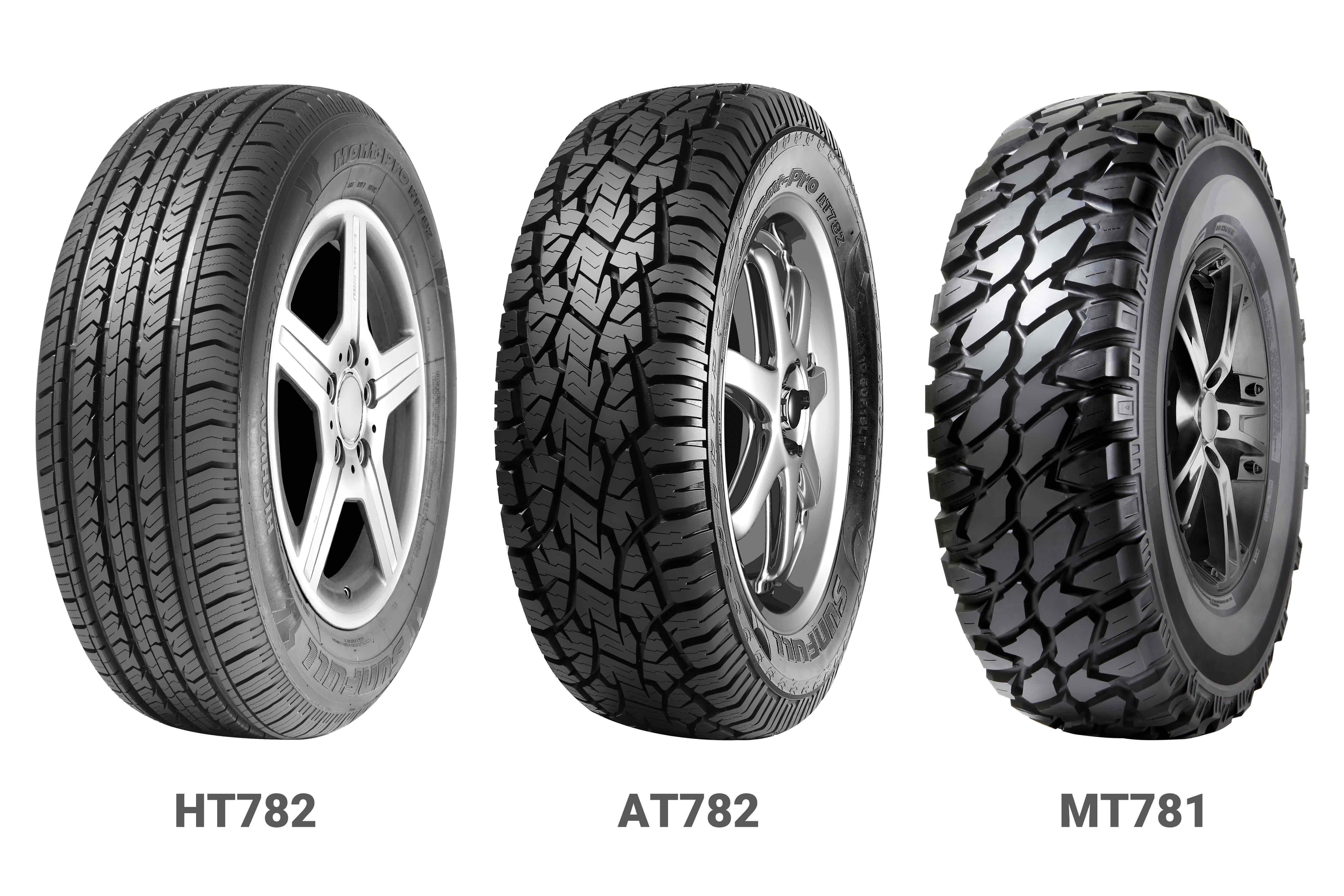 235 75r15 All Terrain Tires >> MONT-PRO HT782 AT782 MT782|TIRES|SUNFULL-TIRES